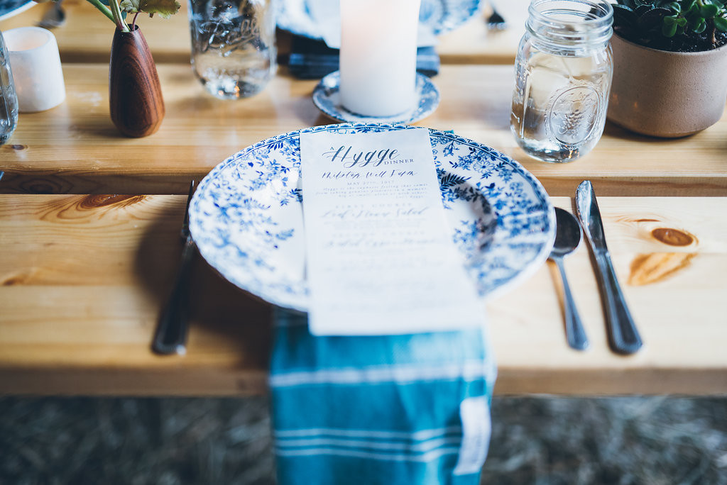Cozy Essentials Part 1: Setting the Table