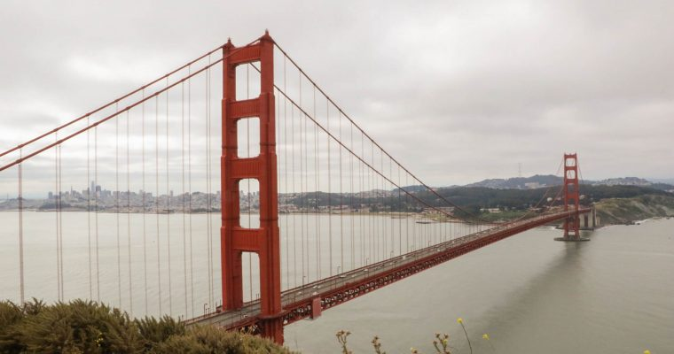 San Francisco by Muni