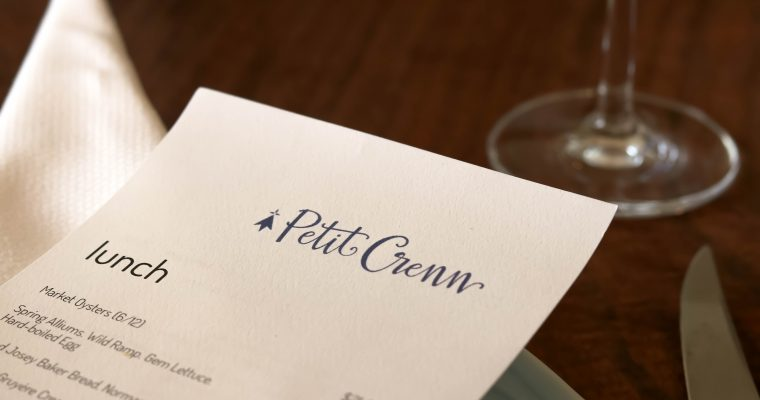 "Petit Crenn gives a new meaning to ""Soul Food"""