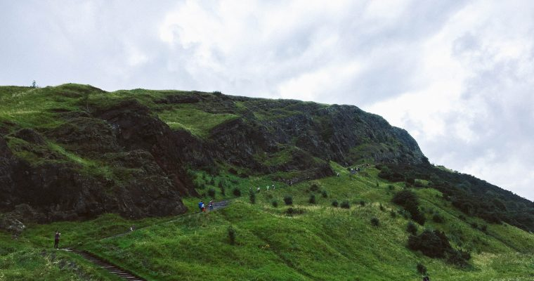 Hikes and Haggis: Working Up an Appetite in Edinburgh