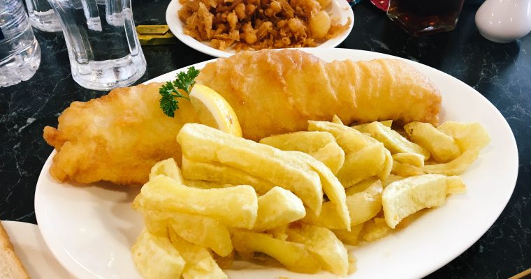 Fish and Chips: A Comfort Food Ritual