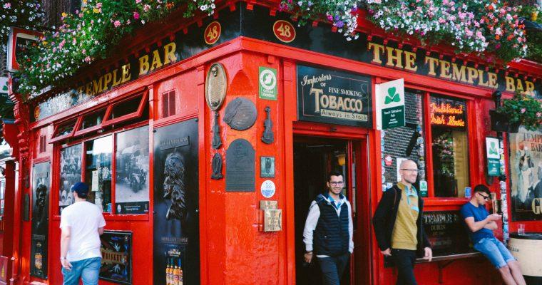 Dublin, Ireland: Potatoes, Pints, and Pubs