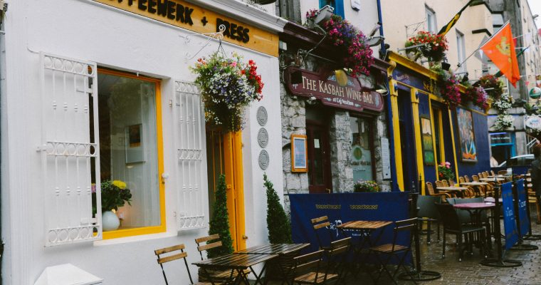 Cliffs and Moher – A Day Trip To the Cliffs of Moher & Galway