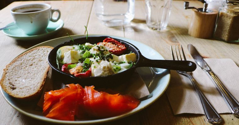 Best of Both Worlds: Edinburgh's Best Coffee Shops with Food to Match