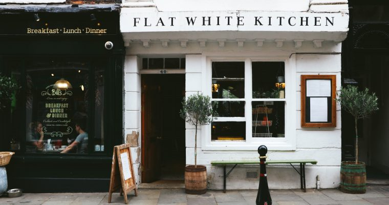 Charming and Charismatic, Flat White Captures Cozy's Heart