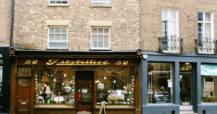 College Cozy: Cambridge Cafes To Get Your Creative Juices Flowing