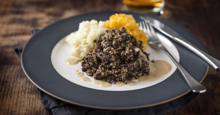 It's Not Gibberish, It's Scottish Comfort Food