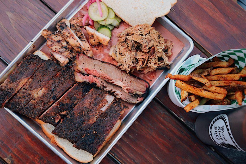 Taylor O. Approved BBQ | Woodshop BBQ | Seattle, WA